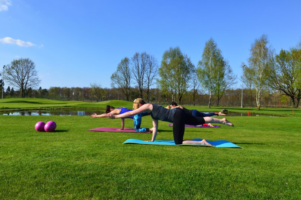 Pilates: Übungen für einen gesunden Körper